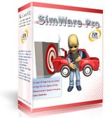 SimWare Pro Box Shot
