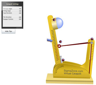 Virtual Catapult Small