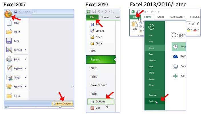 Start Excel Add In Process