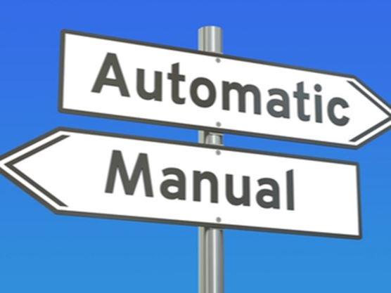 Automatic vs Manual